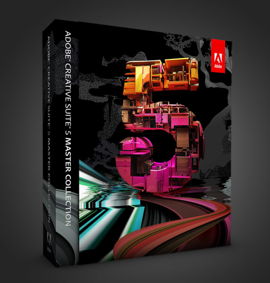 Adobe CS5 Master Collection