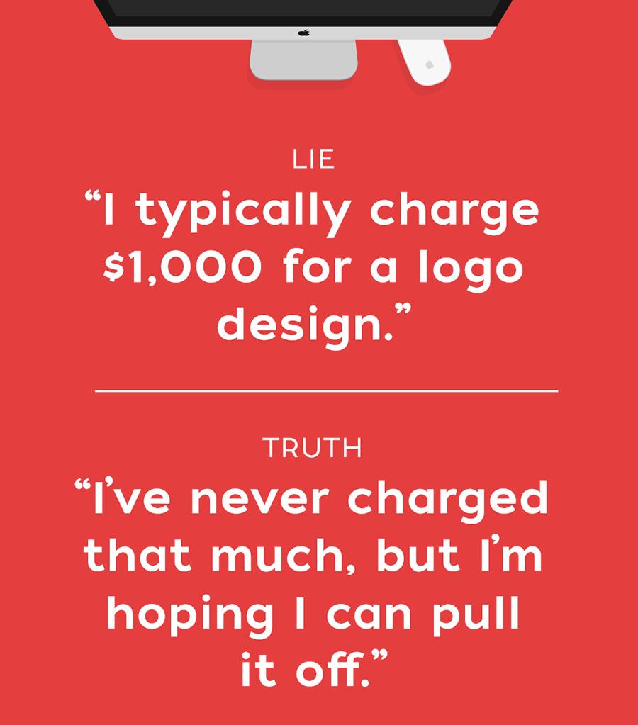 Designer Lies