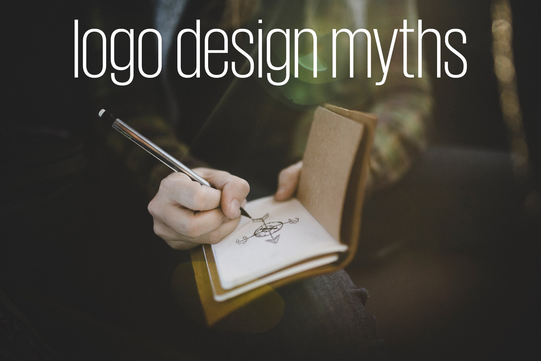 Logo design myths