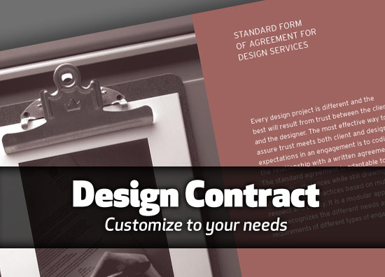 AIGA Design Contract