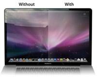 Anti-glare film for laptops