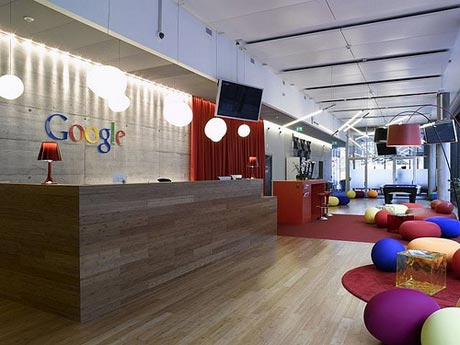 Photo collection of Google offices around the world  The Graphic Mac