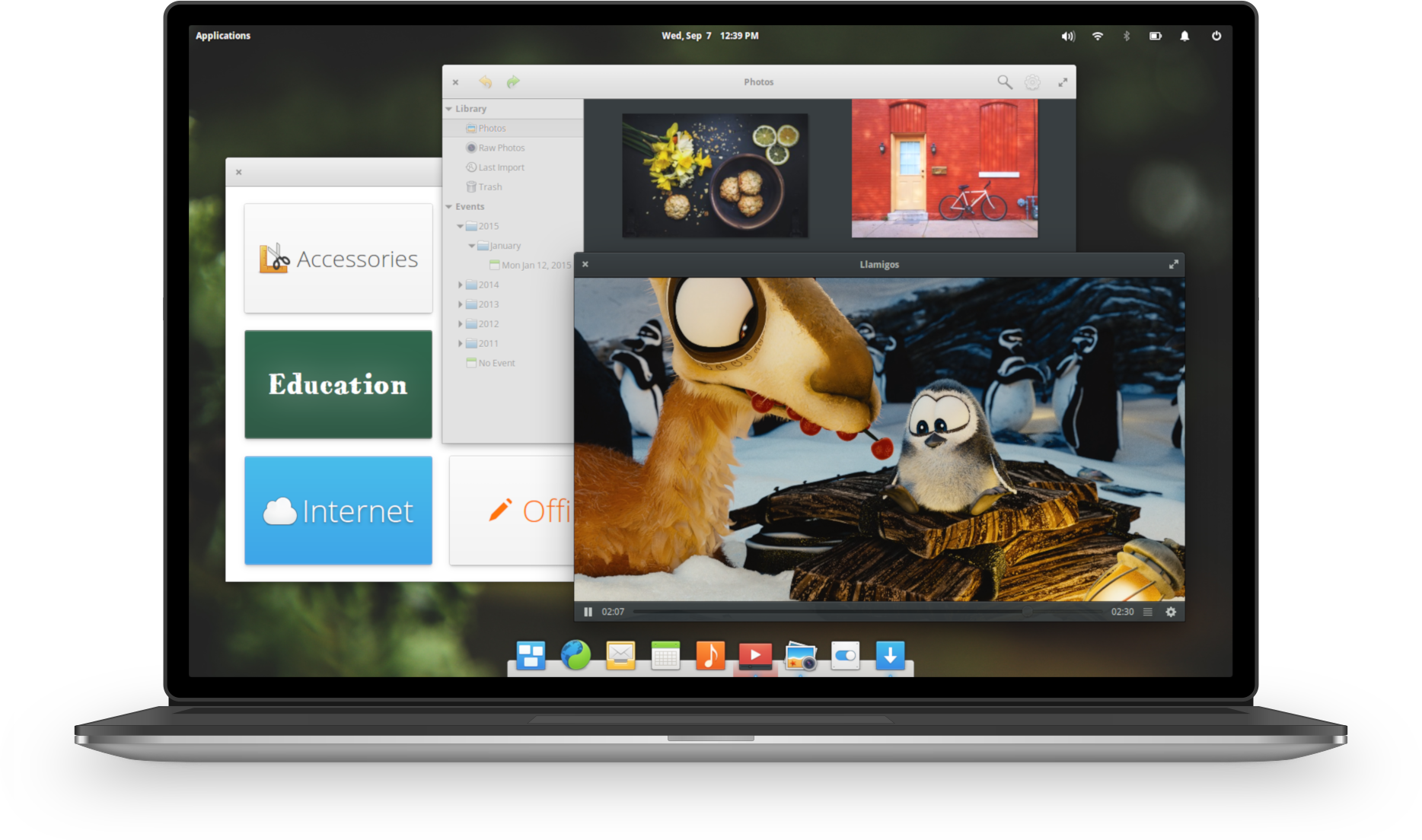 OS replacement for macOS and Windows – The Graphic Mac