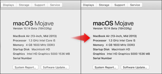 Fix Blurry Fonts on Non-Retina Screens Running macOS Mojave – The