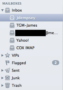 Mac Mail address send order fix