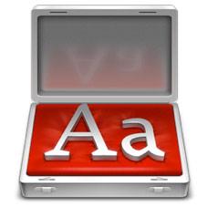 FontCase icon