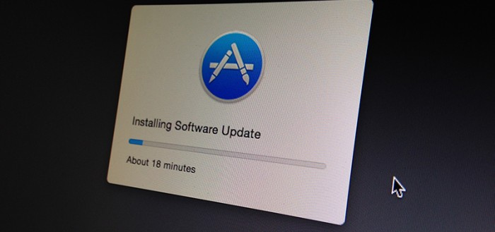 Mac OS X Software Updates