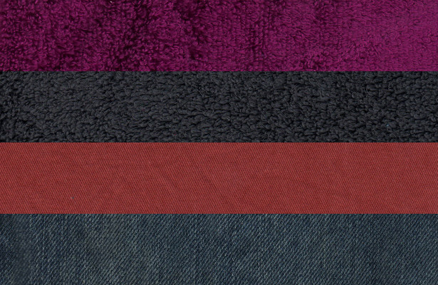 Simple fabric textures