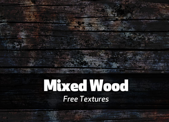 Mixed wood textures