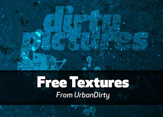 UrbanDirty textures