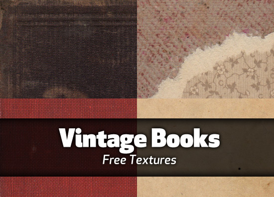 Free Textures: Deconstructed vintage books – The Graphic Mac
