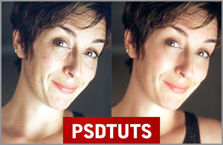 Photoshop facial retouch regret, that
