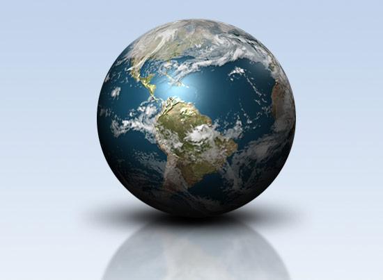Globe tutorial