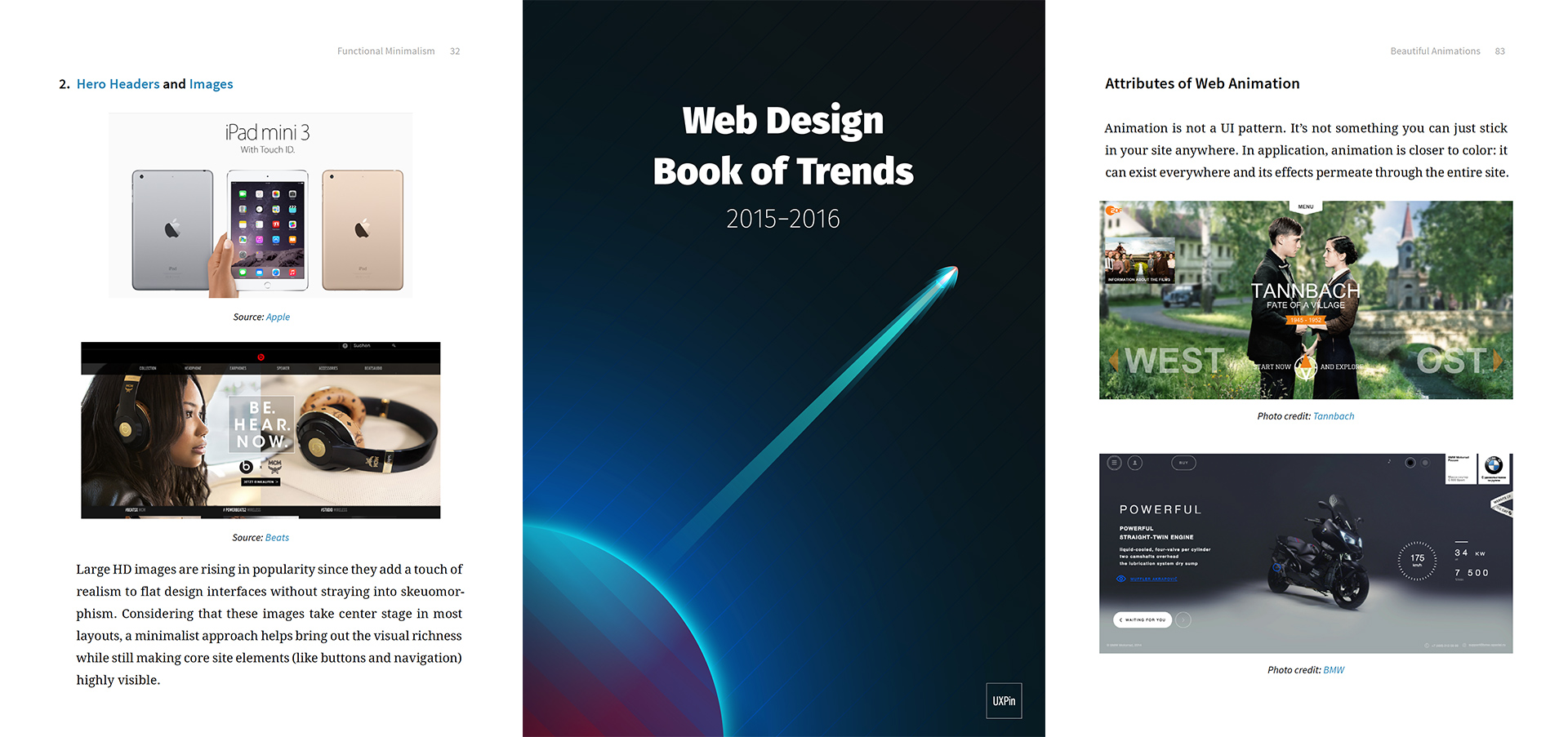 Web Design Trends eBook